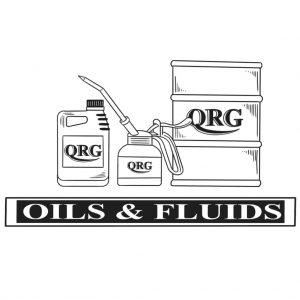 Scimitar SS1/SST/Sabre Oils & Fluids