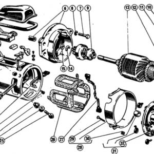 Scimitar SE4/4a/4b/4c Electrics T1