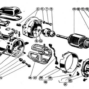 Scimitar SE5/5a Electrics T1