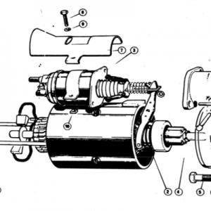 Scimitar SE5/5a Electrics T2