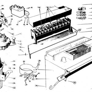 Scimitar SE5/5a Electrics T15