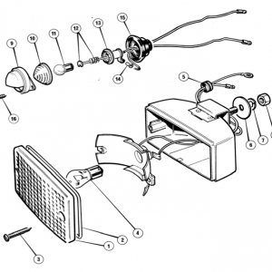Scimitar SE6b/8 Electrics T7