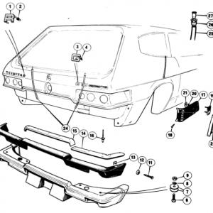 Scimitar SE6/6a Body Q2/1