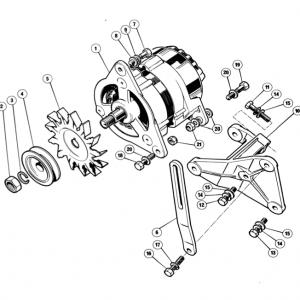 Scimitar SE6/6a Electrics T2