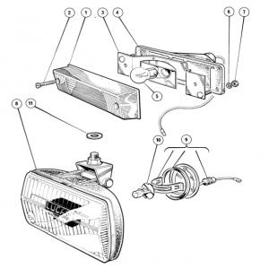 Scimitar SE6/6a Lighting T5/2