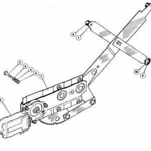 Scimitar SE6/6a Electrics T14/1