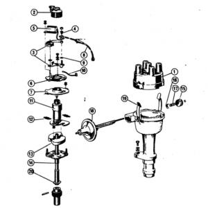 Scimitar SE4/4a/4b/4c Electrics T3