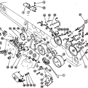 Scimitar SE4/4a/4b/4c Electrics T10