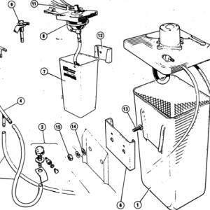 Scimitar SE4/4a/4b/4c Electrics T12