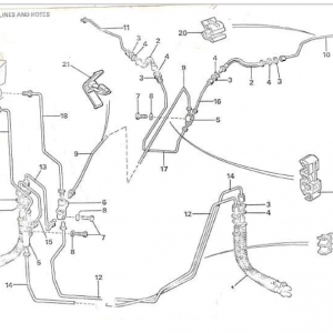 SS1/SST/Sabre Brakes L6