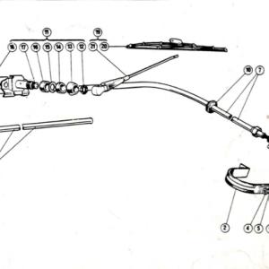 Scimitar SE5/5a Electrics T6/1