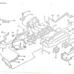 SS1/SST/Sabre Manifolds F32