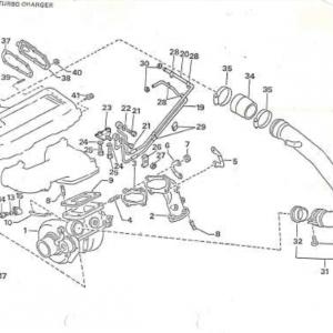 SS1/SST/Sabre Fuel System P18