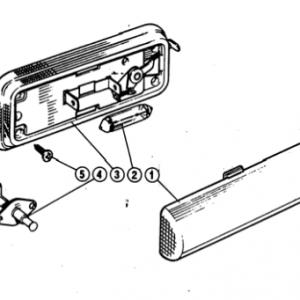 Scimitar SE4/4a/4b/4c Electrics T9